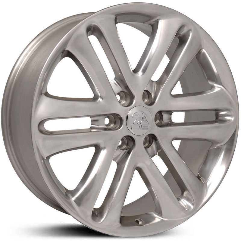 Fits Ford F-150 Style (FR76)  Wheels Polished
