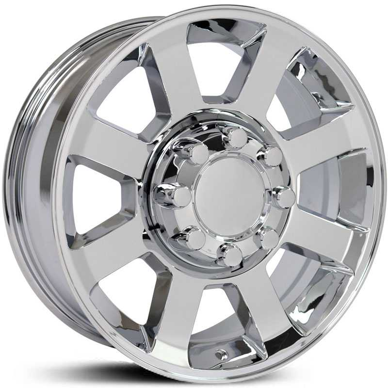 Fits Ford F-250 / F-350 Style (FR78)  Wheels Chrome
