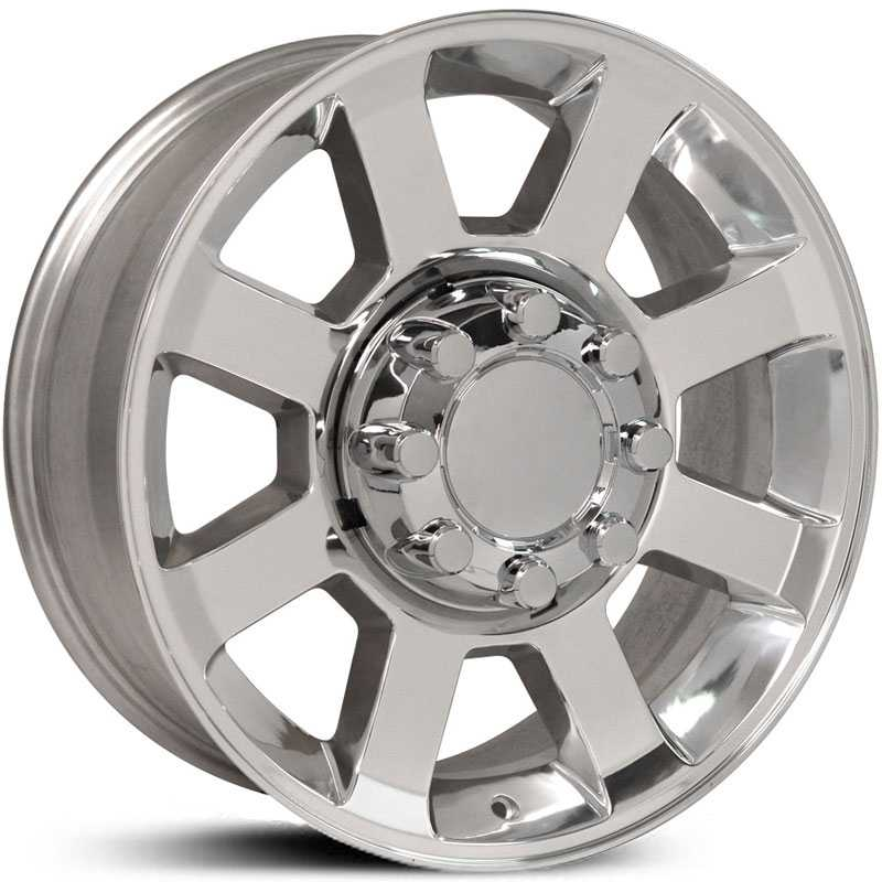 Fits Ford F-250 / F-350 Style (FR78)  Wheels Polished