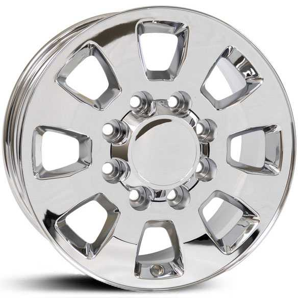 GMC Sierra 2500/3500 Style (CV75)  Wheels Chrome