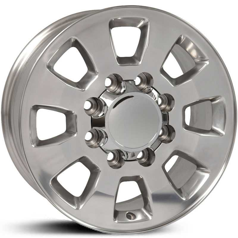 GMC Sierra 2500/3500 Style (CV75)  Wheels Polished