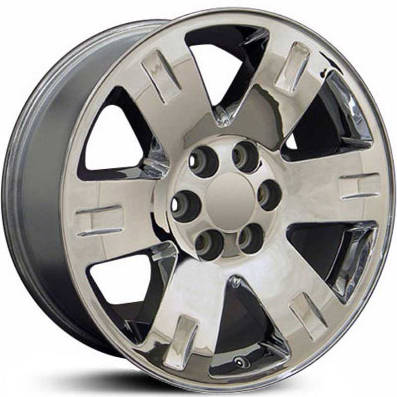 GMC Yukon Style (CV81)  Wheels Chrome