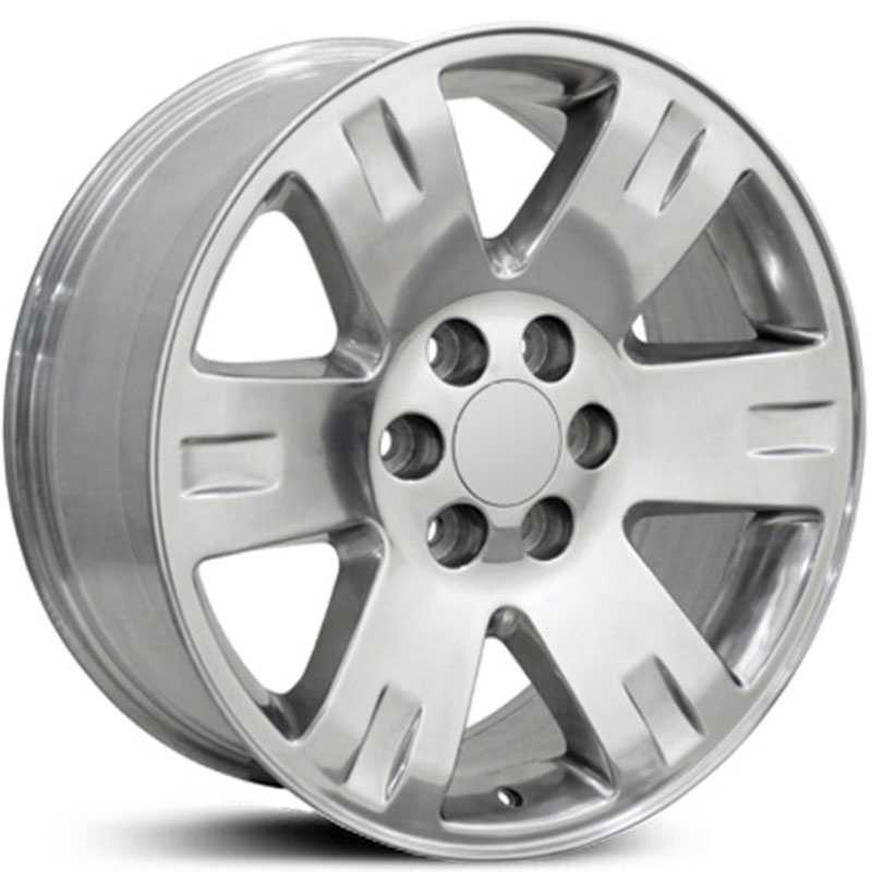 GMC Yukon Style (CV81)  Wheels Polished