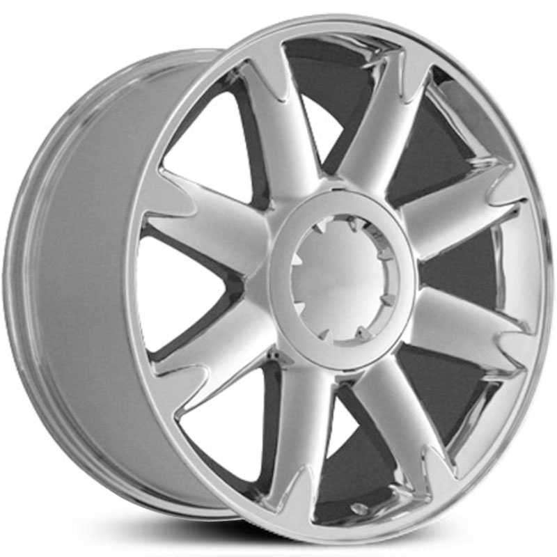 GMC Yukon Denali Style (CV85)  Wheels Chrome