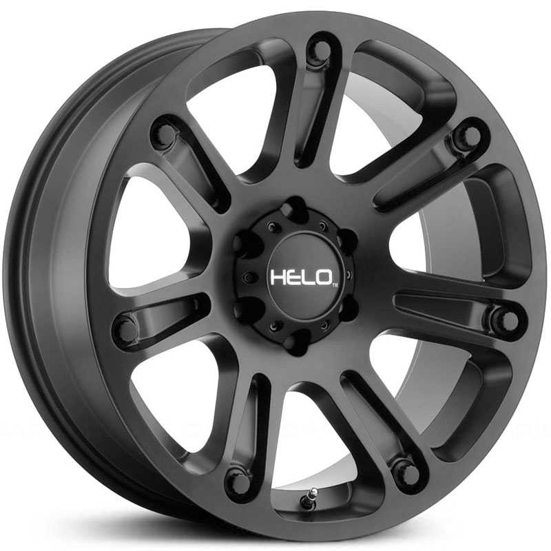 Helo HE904 Satin Black
