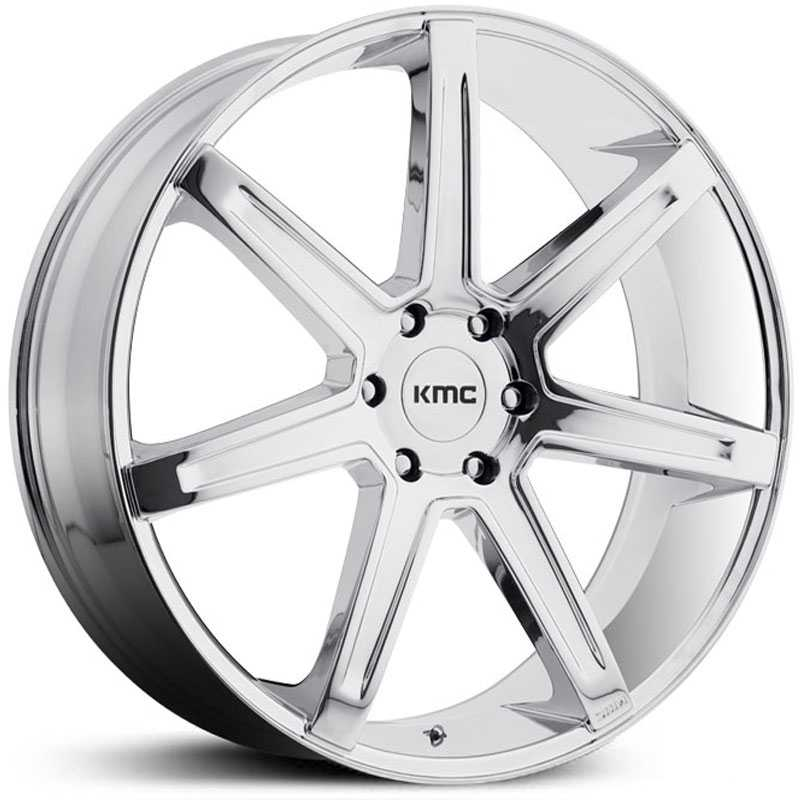 KMC KM700  Wheels Chrome