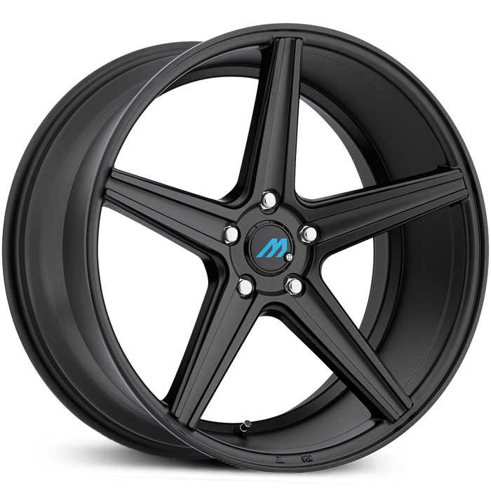 Mach ME1  Wheels Satin Black