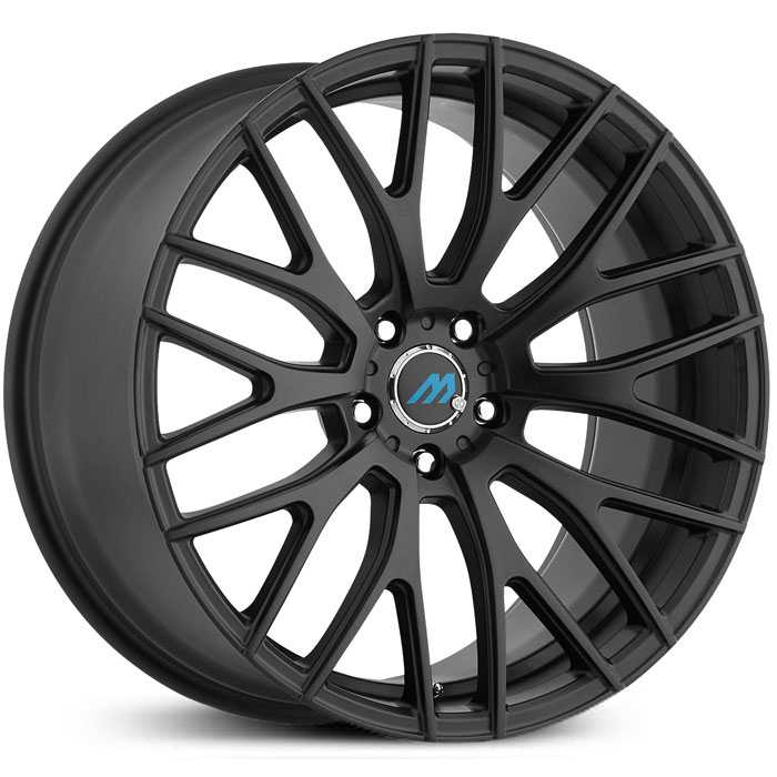 Mach ME11  Wheels Satin Black