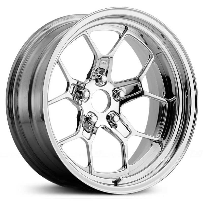Motegi Racing MR400 Technomesh D  Wheels Polished 2 piece