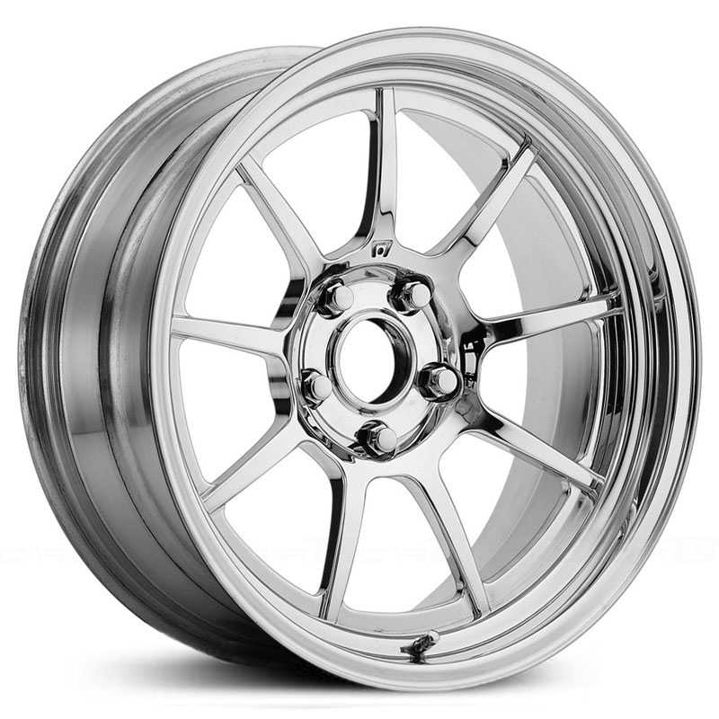 Motegi Racing MR402 Forumla  Wheels Polished 2 piece