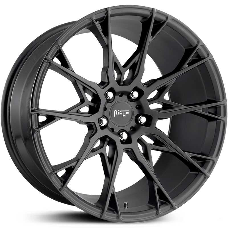 Niche M183 Staccato  Wheels Matte Black