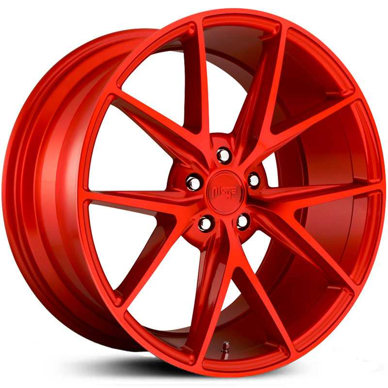 Niche M186 Misano Gloss Candy Red