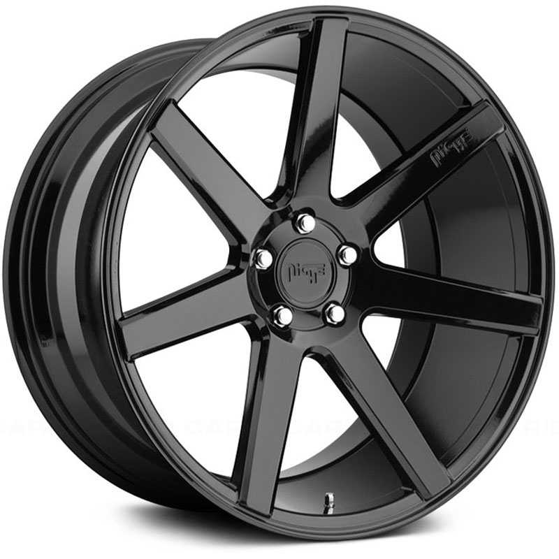 Niche M168 Verona  Wheels Gloss Black
