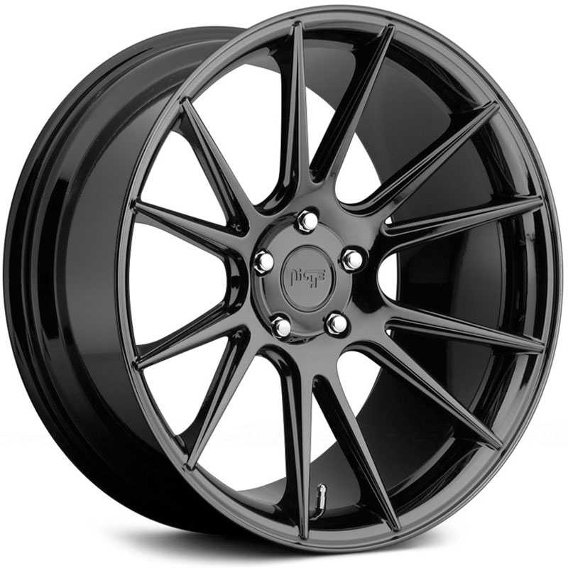 Niche M152 Vicenza  Wheels Gloss Black
