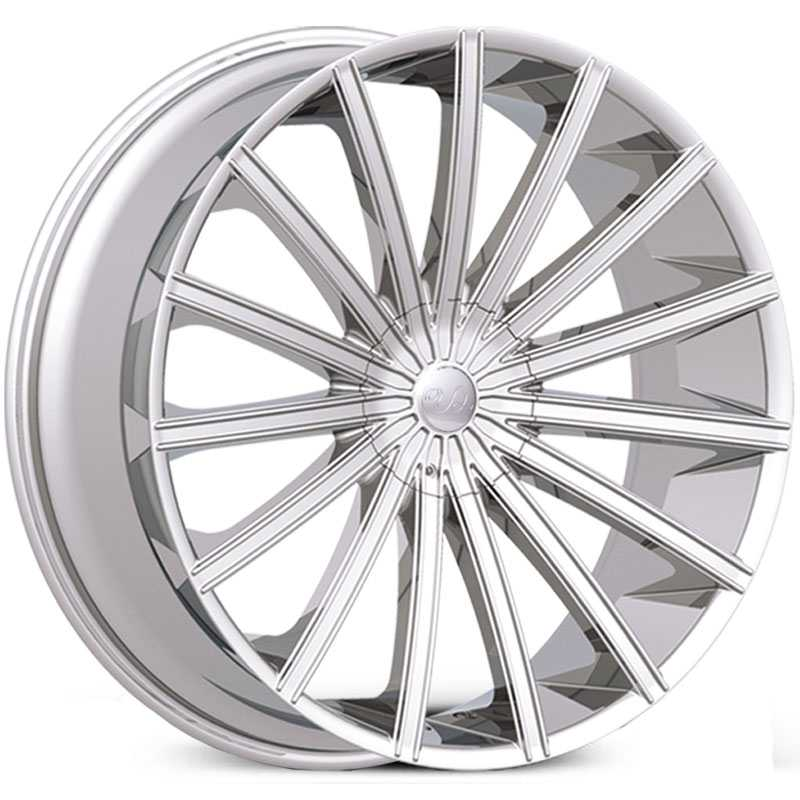 U2 16  Wheels Chrome