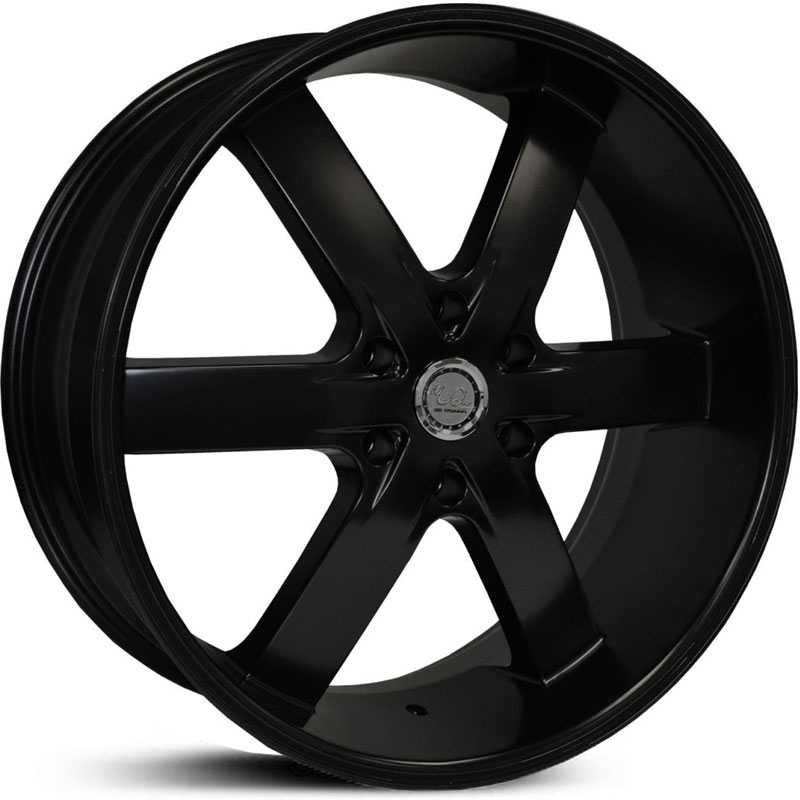 U2 55S-B  Wheels Black