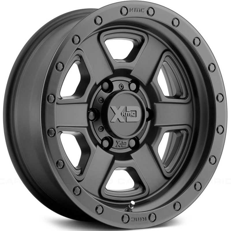 XD133 Fusion Off-Road Satin Black