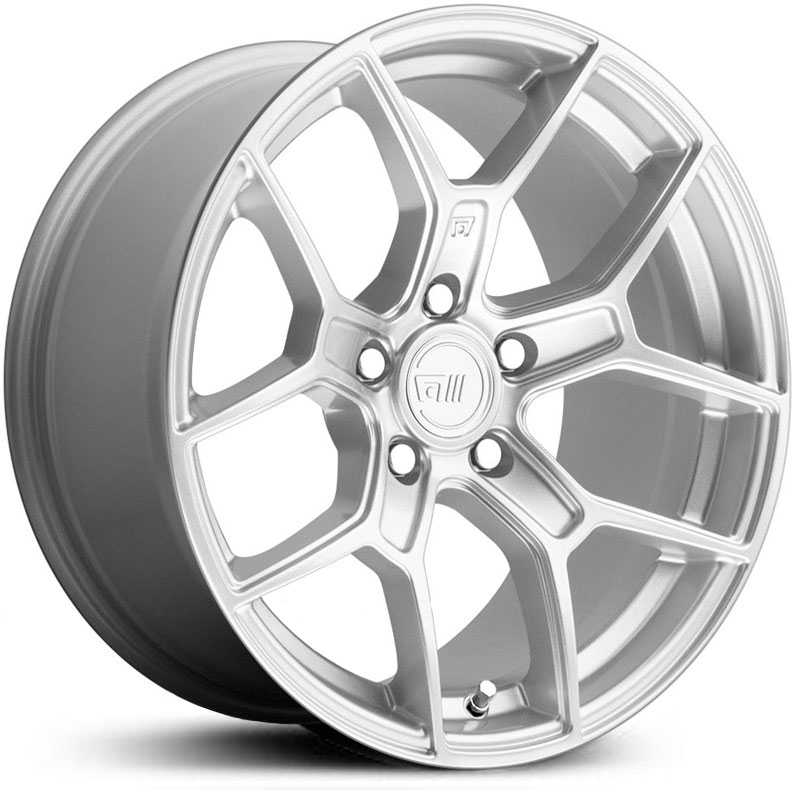 Motegi Racing MR133  Wheels Hyper Silver