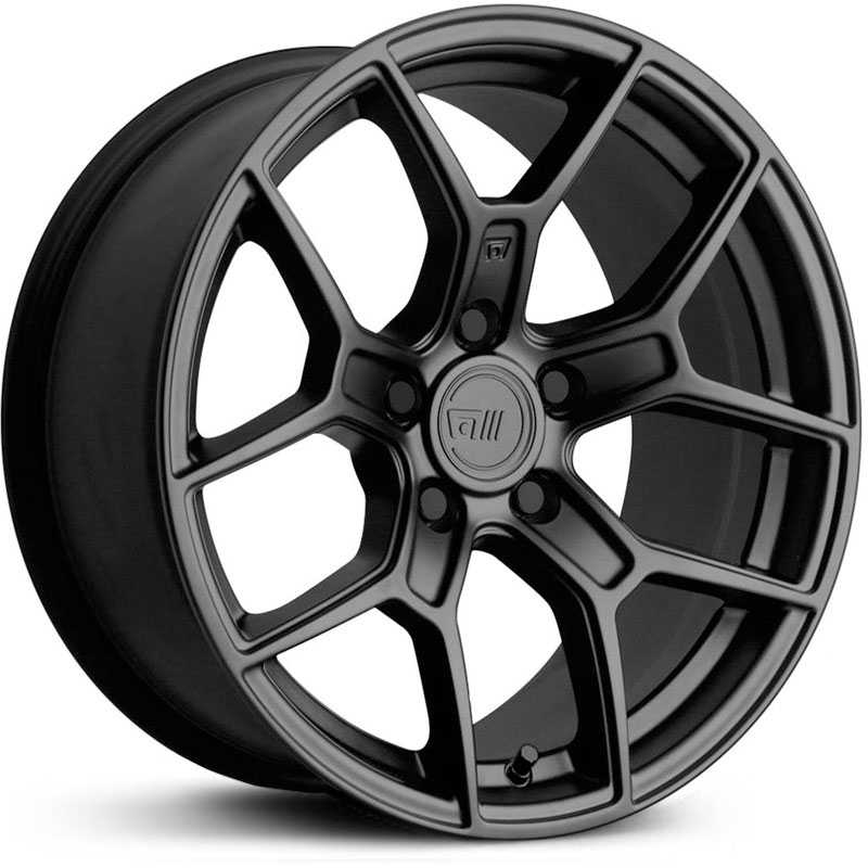 Motegi Racing MR133  Wheels Satin Black
