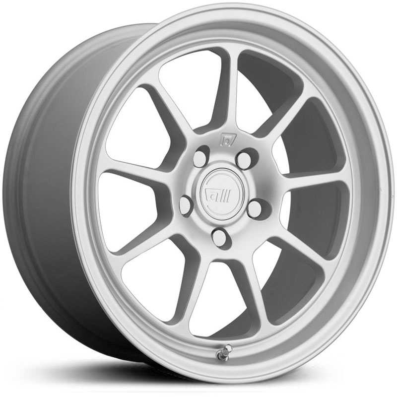 Motegi Racing MR135 Silver/Grey/Gunmetal