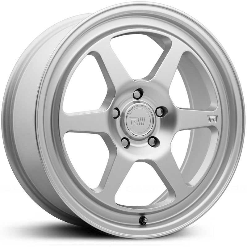 Motegi Racing MR136  Wheels Hyper Silver