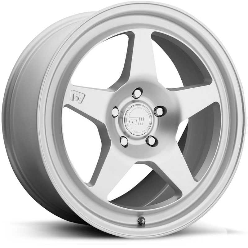 Motegi Racing MR137  Wheels Hyper Silver