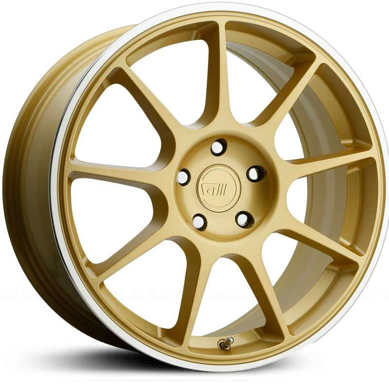 Motegi Racing MR138 Gold/Bronze