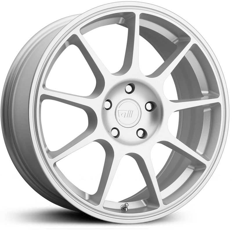 Motegi Racing MR138  Wheels Hyper Silver