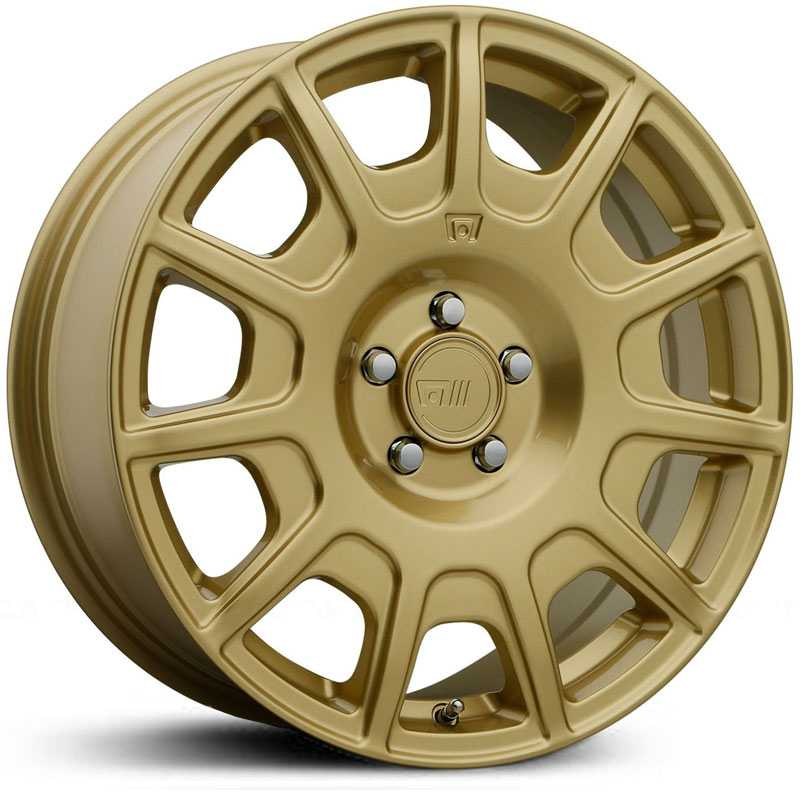 Motegi Racing MR139 Gold/Bronze