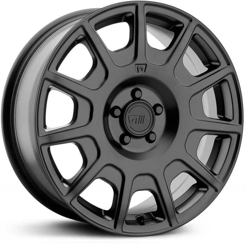 Motegi Racing MR139  Wheels Satin Black