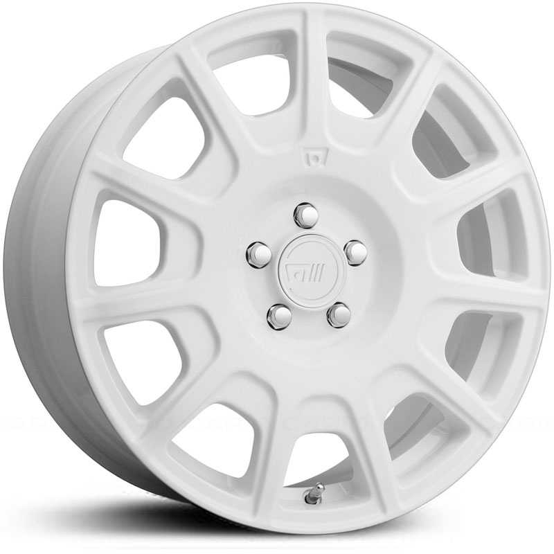 Motegi Racing MR139  Wheels White