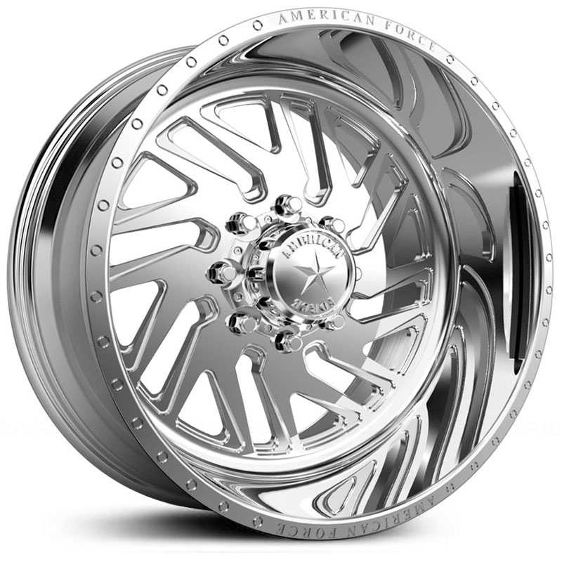 American Force Kash SS8  Wheels Mirror Finish Polish