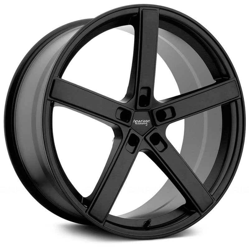 American Racing AR920 Satin Black