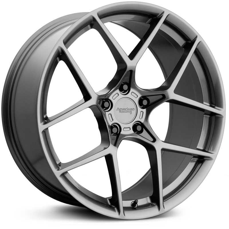 American Racing AR924 Graphite
