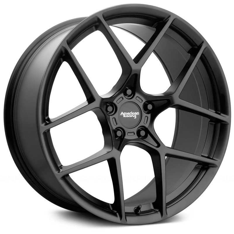 American Racing AR924 Satin Black