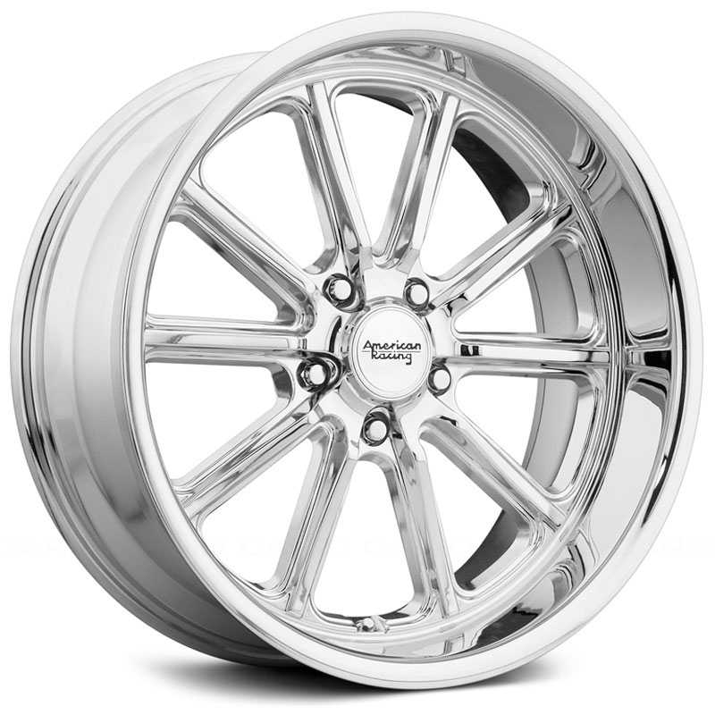 American Racing Vintage VN507  Wheels Chrome