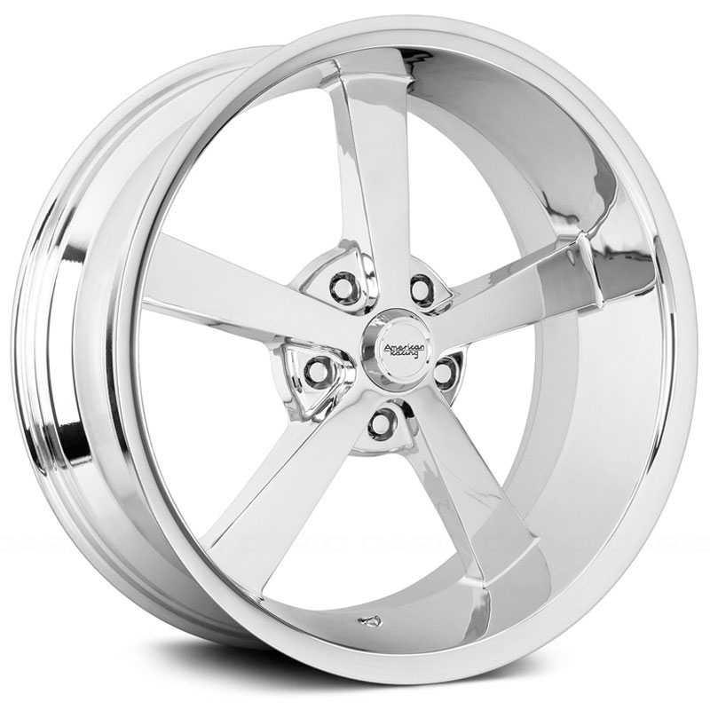 American Racing Vintage VN508  Wheels Chrome