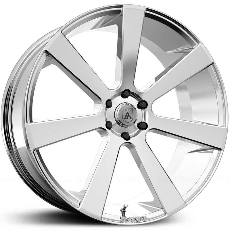 Asanti Black Label ABL-15  Wheels Chrome