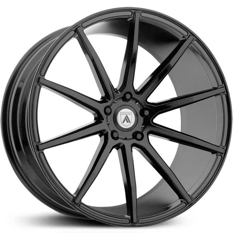 Asanti Black Label ABL-20  Wheels Gloss Black
