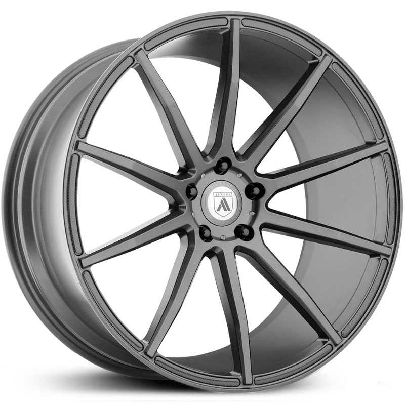 Asanti Black Label ABL-20  Wheels Matte Graphite