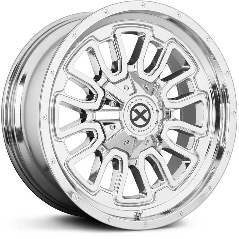 Atx Series Ax201 Wheels Amp Rims