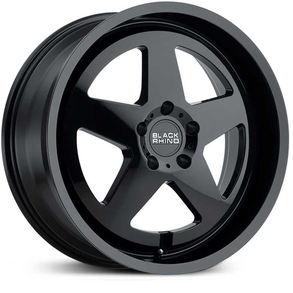 Black Rhino Crossover  Wheels Gloss Black