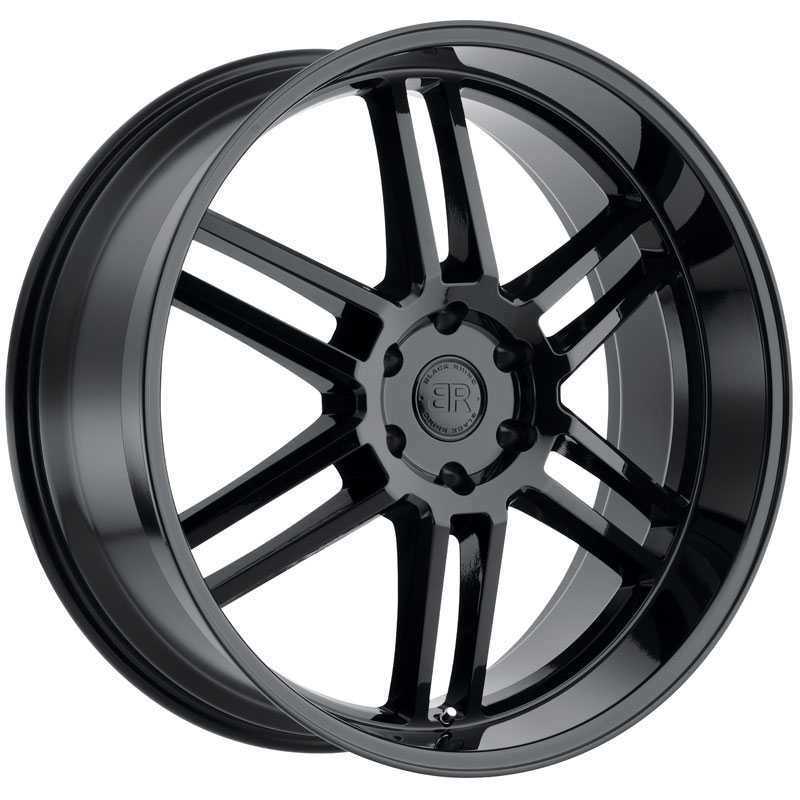 Black Rhino Katavi  Wheels Gloss Black