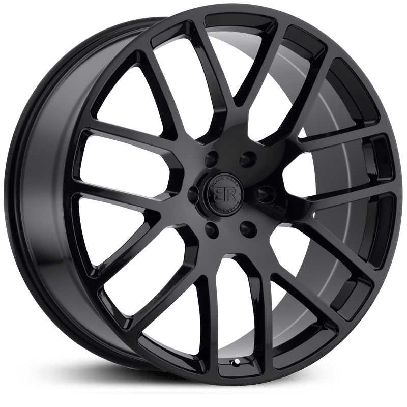 Black Rhino Kunene  Wheels Gloss Black
