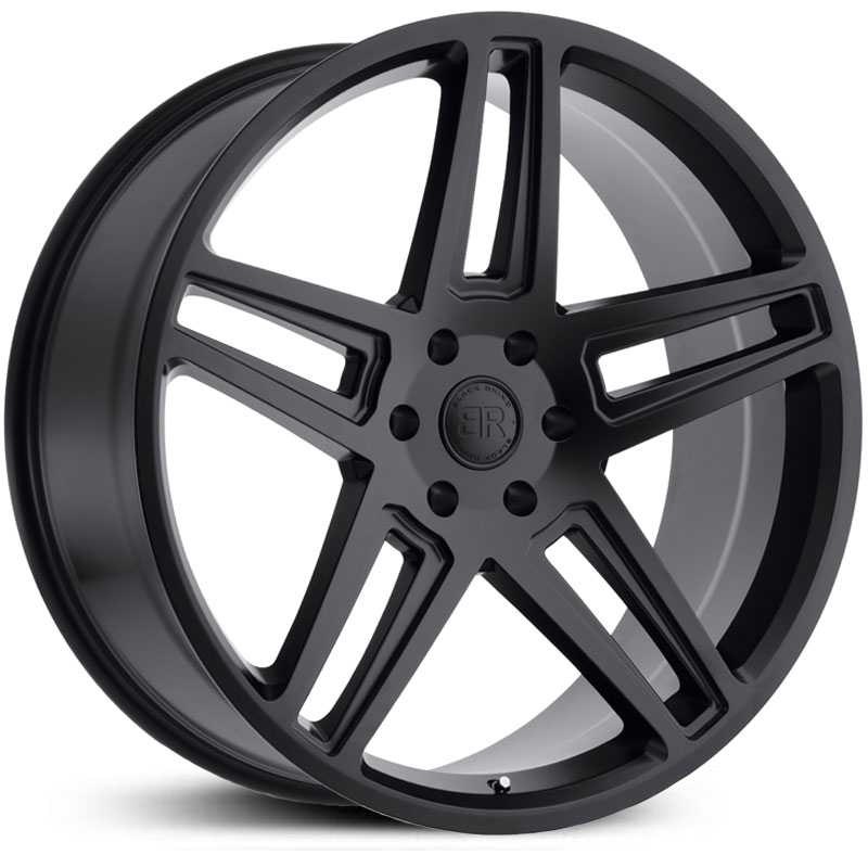 Black Rhino Safari  Wheels Matte Black