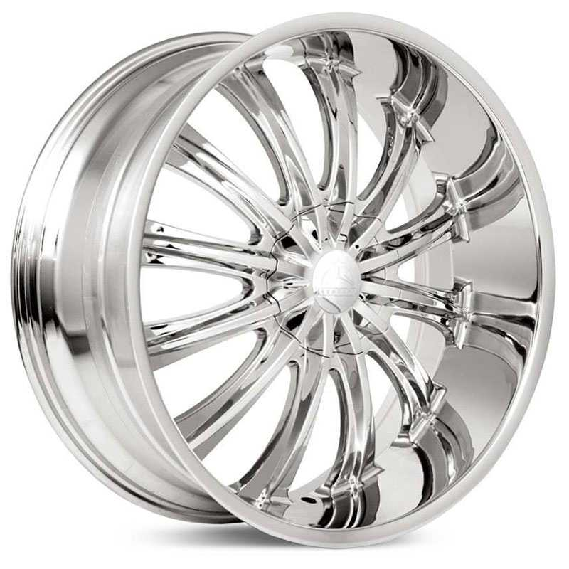 Elure 011  Wheels Chrome