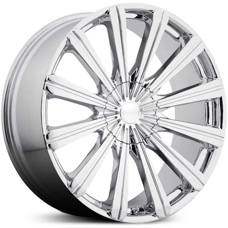 Elure 030  Wheels Chrome