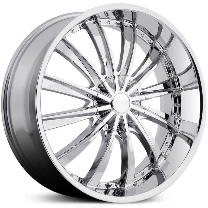Elure 031  Wheels Chrome