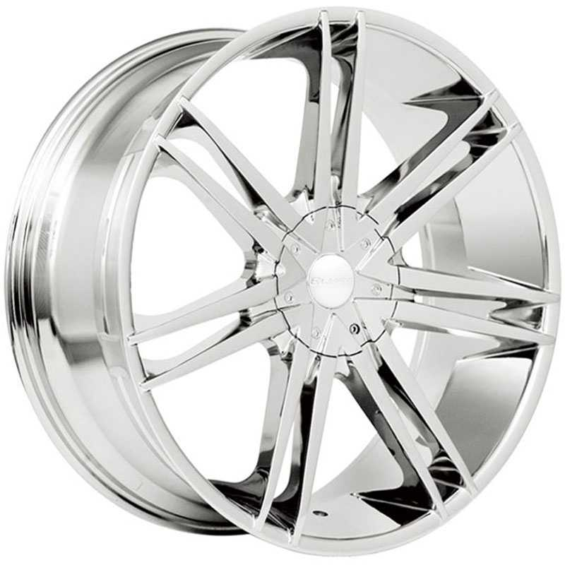 Elure 032  Wheels Chrome