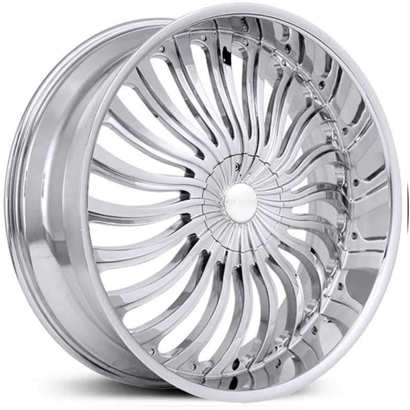 Elure 033  Wheels Chrome